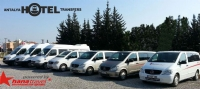 Antalya Hotel Transfers Fleet