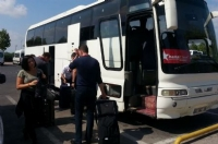 Antalya bus transfer to hotels