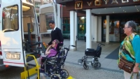 Wheelchair access transfer Antalya Airport