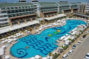 Crystal Waterworld Resort Spa