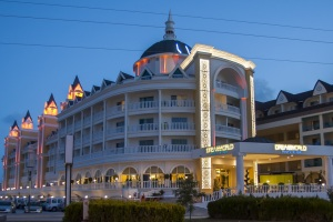 Dream World Resort Evrenseki