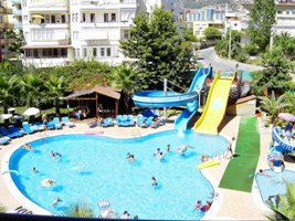Fougere Apart Hotel Alanya