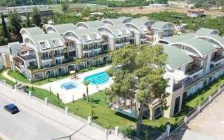 Sultan Homes Apartments Kemer